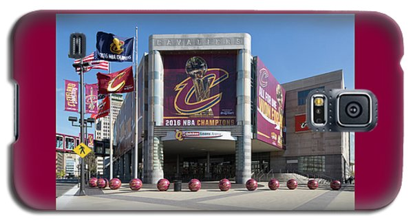 Cleveland Cavaliers The Q Galaxy S5 Case