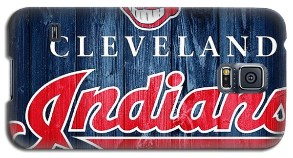 Cleveland Indians Barn Door Galaxy S5 Case
