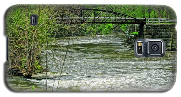Cleveland Metropark Bridge Galaxy S5 Case