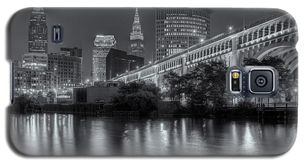 Cleveland Night Skyline IIi Galaxy S5 Case