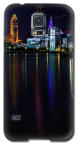 Cleveland Nightly Reflections Galaxy S5 Case