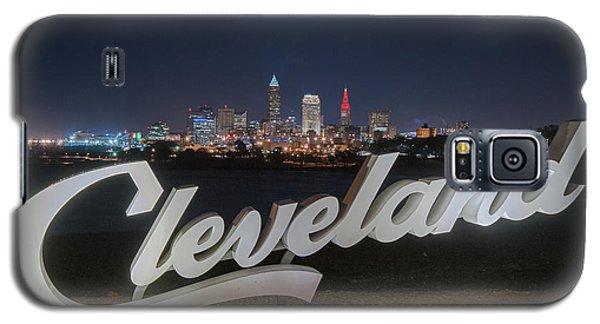 Cleveland Pride Galaxy S5 Case