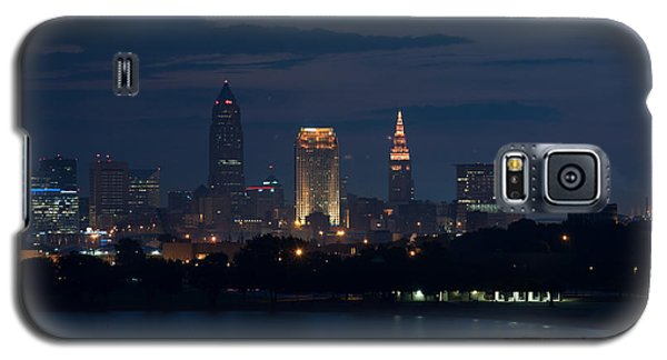 Cleveland Reflections Galaxy S5 Case