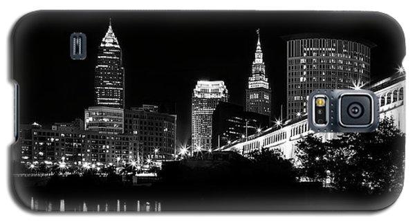 Cleveland Skyline Galaxy S5 Case