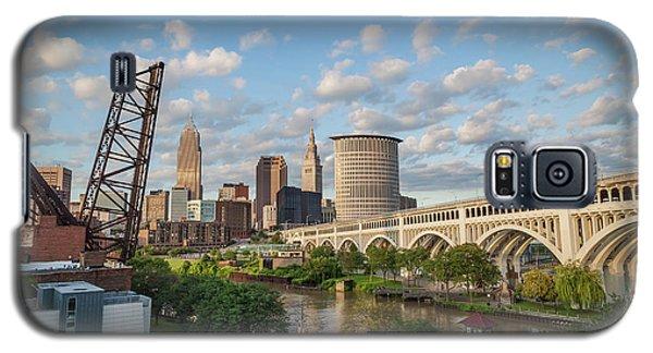 Cleveland Skyline Vista Galaxy S5 Case