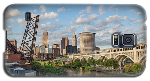 Cleveland Skyline Vista Galaxy S5 Case