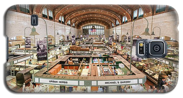 Cleveland Westside Market  Galaxy S5 Case