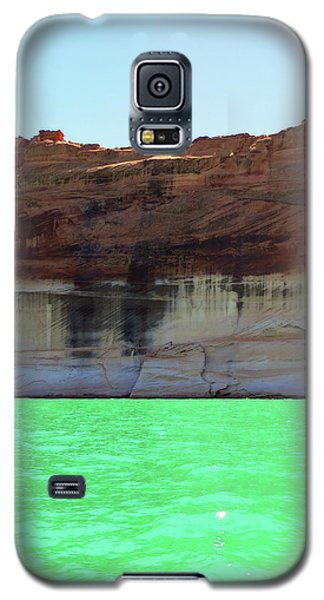 Cliff At Lake Powell Galaxy S5 Case