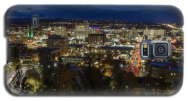 Cliff Drive Rush Hour - Spokane  Galaxy S5 Case