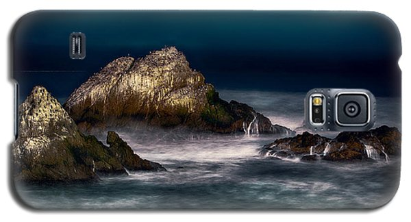Galaxy S5 Case featuring the photograph Cliff House San Francisco Seal Rock by Steve Siri
