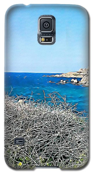 Cliff  Galaxy S5 Case