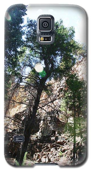 Cliffs Of Colorado Galaxy S5 Case by Max Mullins