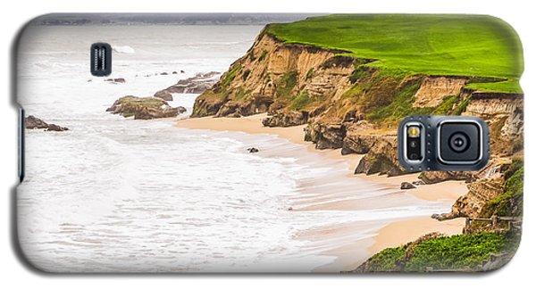 The Cliffs At Half Moon Bay Galaxy S5 Case