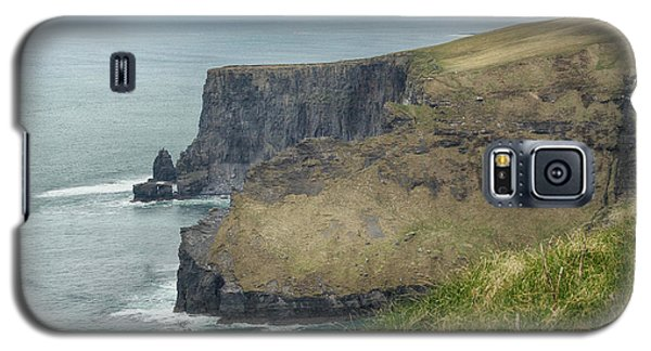 Cliffs Of Moher 1 Galaxy S5 Case by Marie Leslie