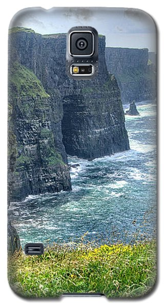 Cliffs Of Moher Galaxy S5 Case by Alan Toepfer