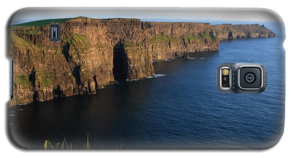 Cliffs Of Moher In Evening Light Galaxy S5 Case