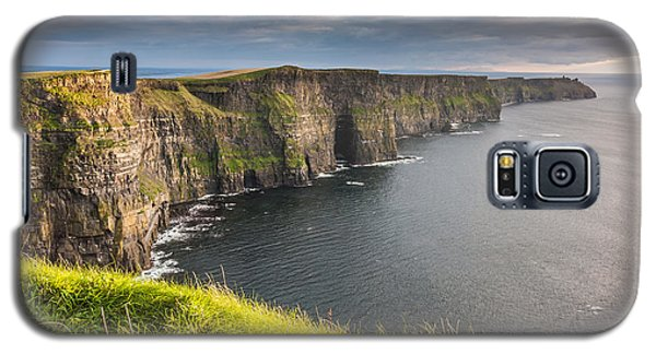 Cliffs Of Moher On The West Coast Of Ireland Galaxy S5 Case