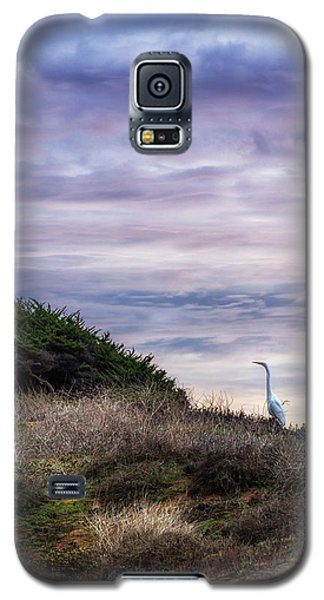 Cliffside Watcher Galaxy S5 Case
