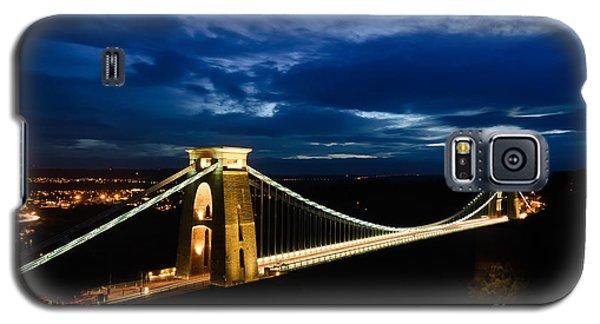 Clifton Suspension Bridge, Bristol. Galaxy S5 Case
