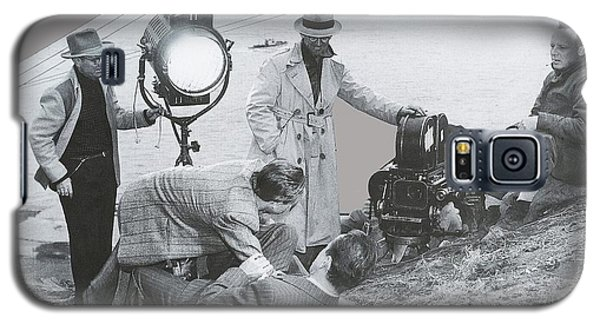 Clifton Young And Bogie Fight To The Death Dark Passage 1947-2016 Galaxy S5 Case