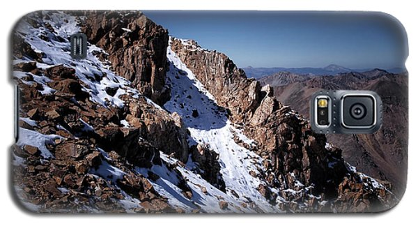 Galaxy S5 Case featuring the photograph Climb That Mountain by Jim Hill