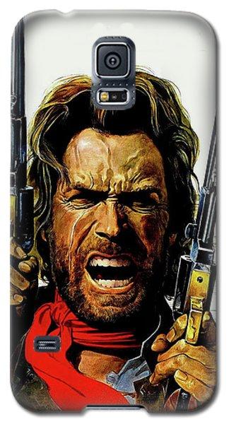 Clint Eastwood As Josey Wales Galaxy S5 Case