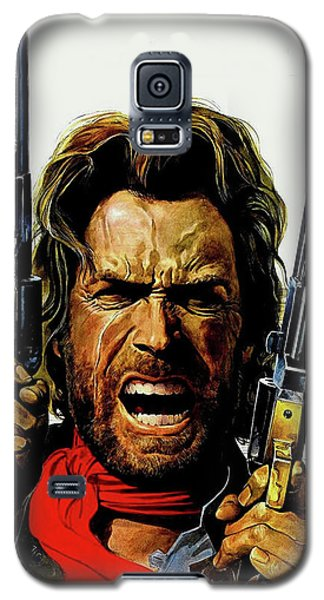 Clint Eastwood As Josey Wales Galaxy S5 Case