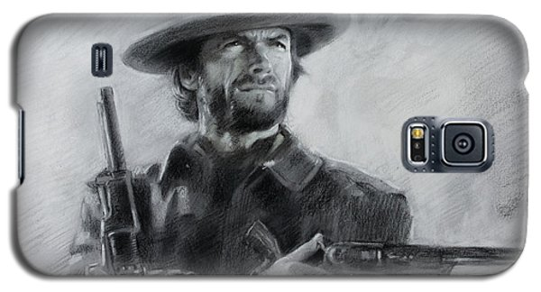 Clint Eastwood Galaxy S5 Case