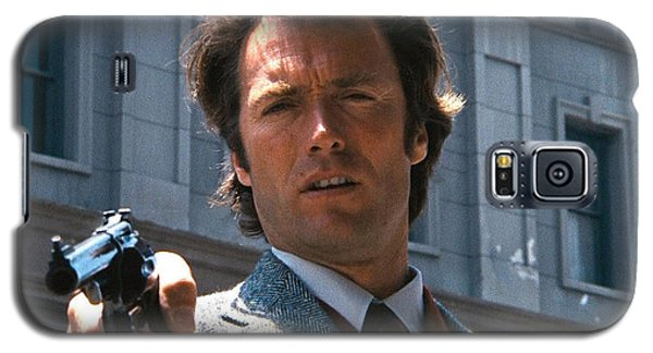 Clint Eastwood With 44 Magnum Dirty Harry 1971 Galaxy S5 Case