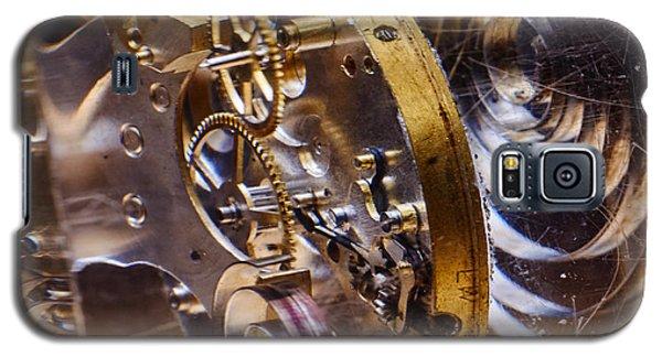 Clock Gears Galaxy S5 Case