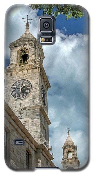 Clock Tower At Navel Dockyard - Bermuda Galaxy S5 Case
