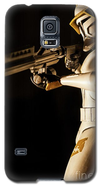 Galaxy S5 Case featuring the photograph Clone Trooper 6  by Micah May
