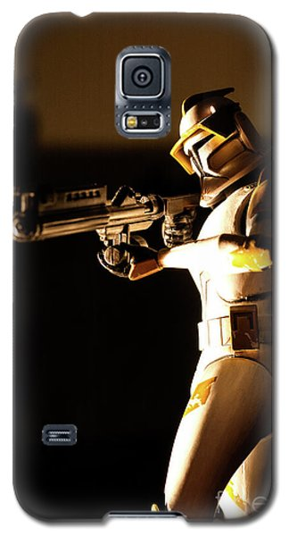 Galaxy S5 Case featuring the photograph Clone Trooper 7 by Micah May
