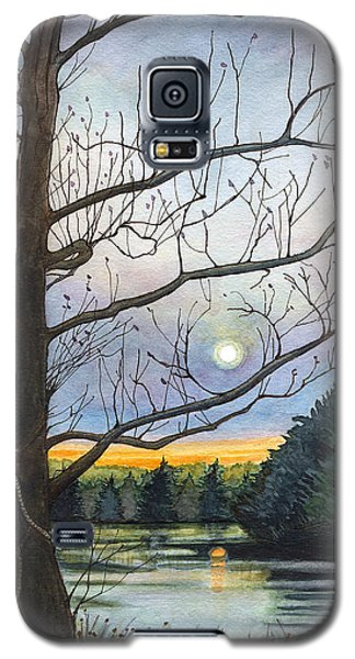 Close To Dusk Galaxy S5 Case