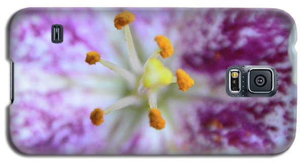 Close Up Flower Galaxy S5 Case