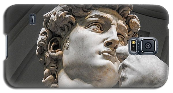 Close Up Of David By Michelangelo Galaxy S5 Case