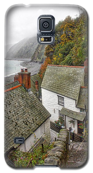 Galaxy S5 Case featuring the photograph Clovelly Coastline by RKAB Works