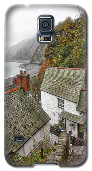 Clovelly Coastline Galaxy S5 Case