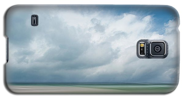 Cloud Bank Over Chatham Galaxy S5 Case