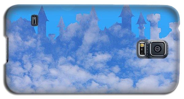 Cloud Castle Galaxy S5 Case by Mark Blauhoefer