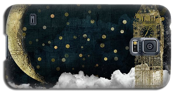Cloud Cities London Galaxy S5 Case by Mindy Sommers