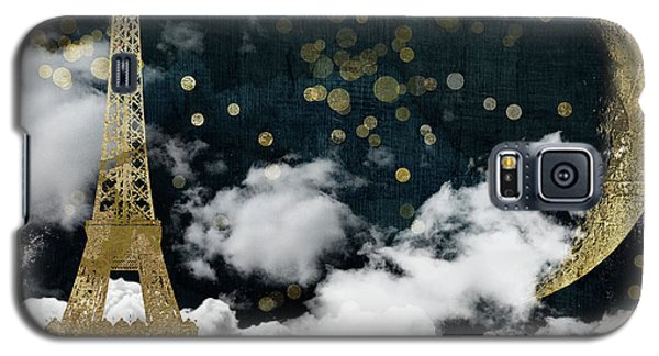 Cloud Cities Paris Galaxy S5 Case