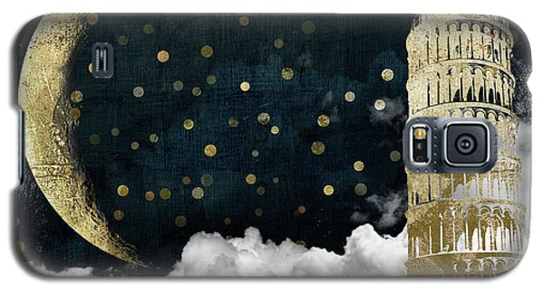Cloud Cities Pisa Italy Galaxy S5 Case by Mindy Sommers