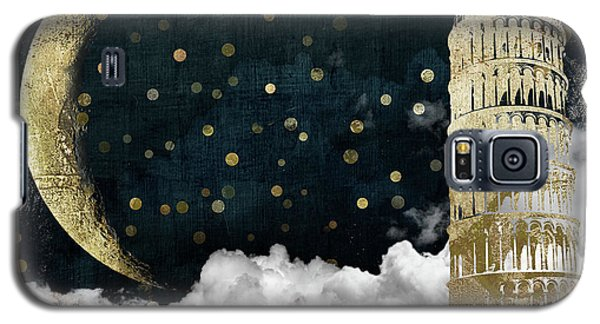 Cloud Cities Pisa Italy Galaxy S5 Case