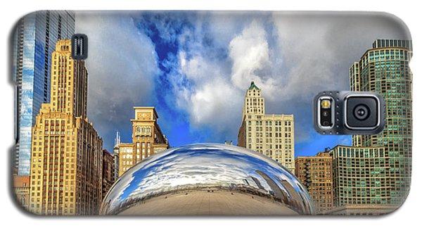 Cloud Gate @ Millenium Park Chicago Galaxy S5 Case