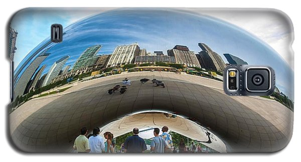 Cloud Gate Aka Chicago Bean Galaxy S5 Case