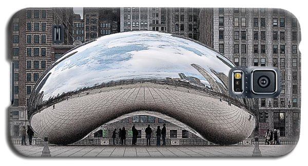 Cloud Gate Galaxy S5 Case