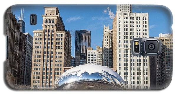 Cloud Gate To Chicago Galaxy S5 Case