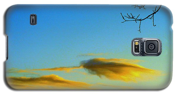 Cloud Heron Galaxy S5 Case