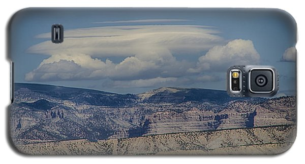 Cloud On Route 6 Galaxy S5 Case by R Thomas Berner